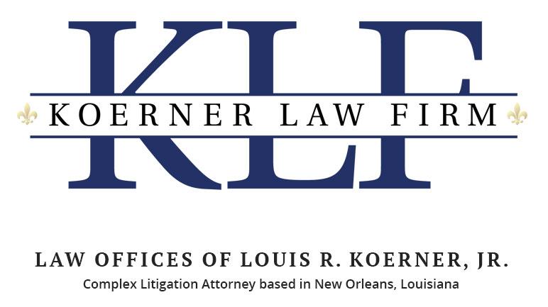 Louis R. Koerner, Jr. Logo